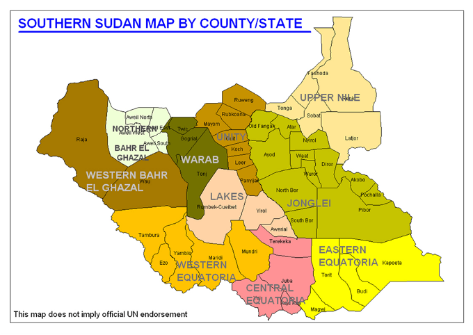 Project to develop inclusion and SNE plan in South Sudan