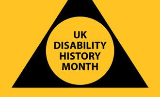 UK Disability History Month 2013